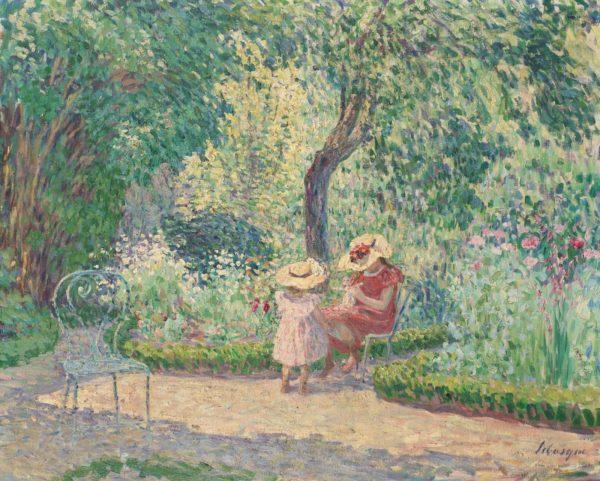 Henri Lebasque Painting