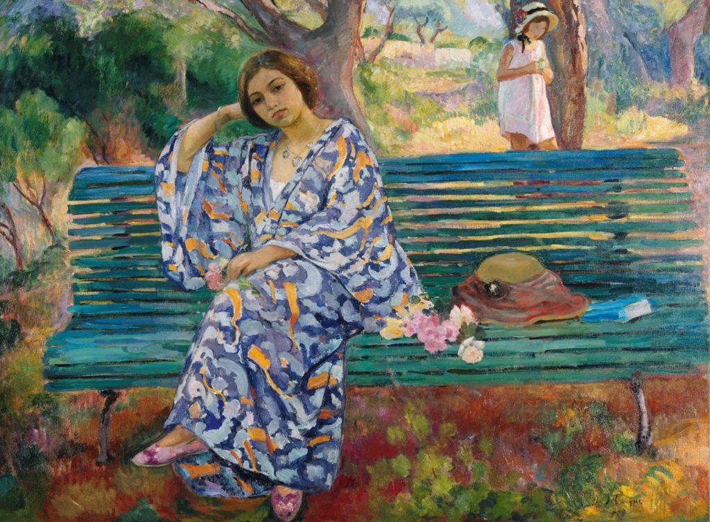 Henri Lebasque paintings