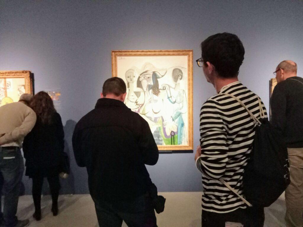 Pablo Picasso art exhibition