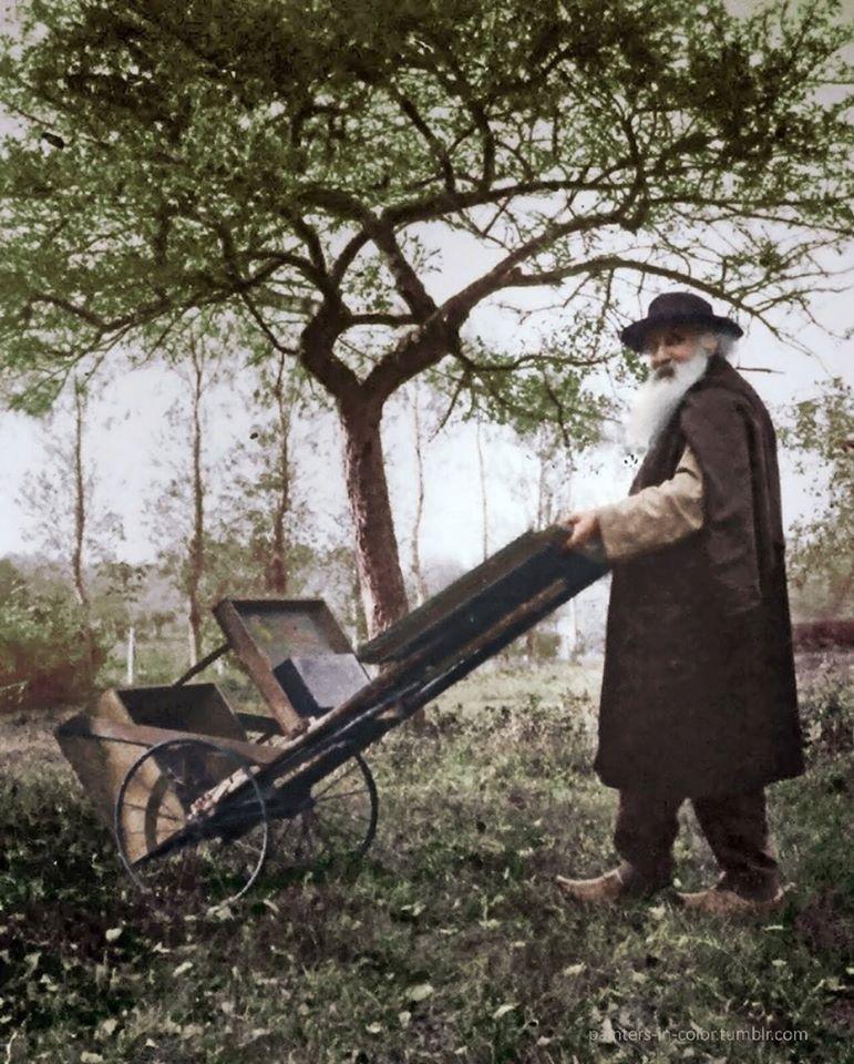 Photo of Camille Pissarro