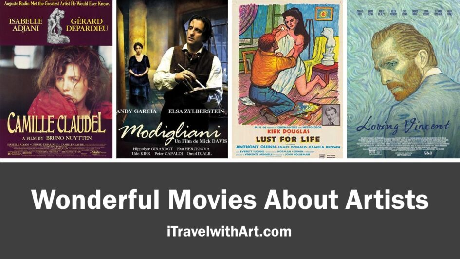 Great movies about artists
