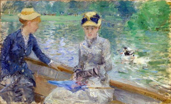 Berthe Morisot artworks