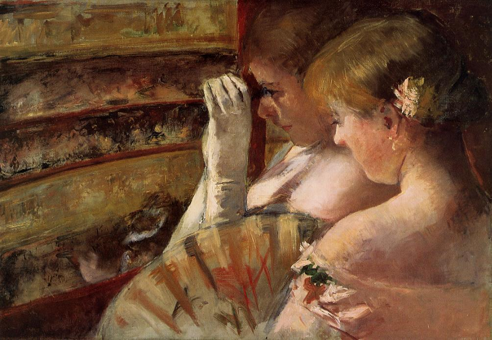Mary Cassatt Most Famous Paintings