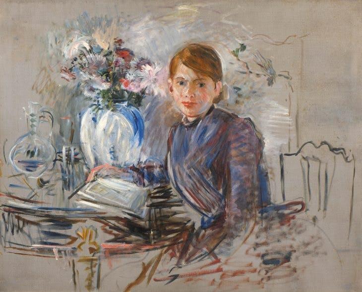 Berthe Morisot Pastel Artwork