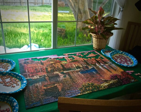 Puzzles of Renoir Artworks