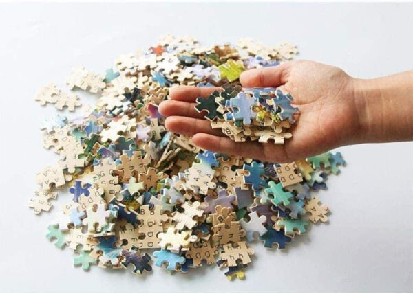 Van Gogh Jigsaw Puzzle