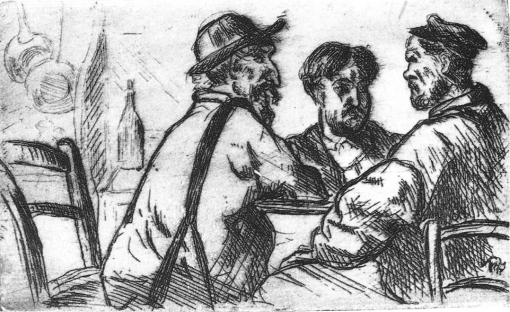 Exhibition: Among Friends: Guillaumin, Cezanne, Pissarro