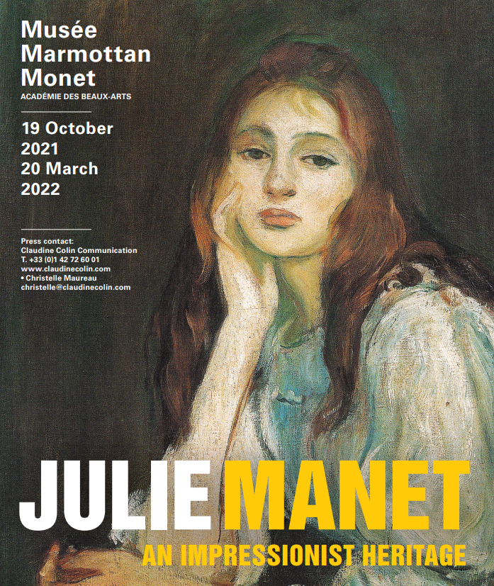 Julie Manet Exhibition at the Musee Marmottan Monet